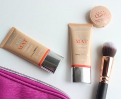 Light foundation – Air Mat from Bourjois