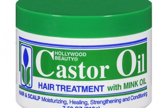 Castor Oil Hollywood Beauty