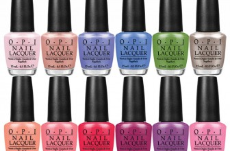 OPI New Orleans Collection – Multicolour Nail Polishes for Spring 2016
