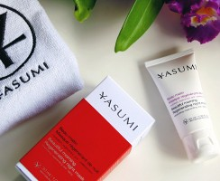 Yasumi, Night Mask with Hyaluronic Acid and Argireline