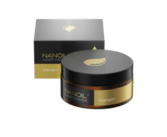 The Biggest Hair-Care HIT in 2020! Highest-Rated Nanoil Keratin Hair Mask
