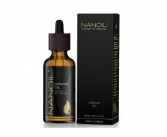Nanoil Argan Oil (100% Argan Oil)